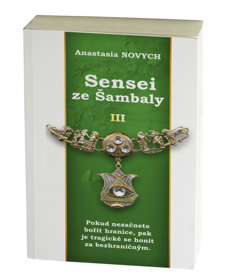 Sensei ze Šambaly. Kniha III