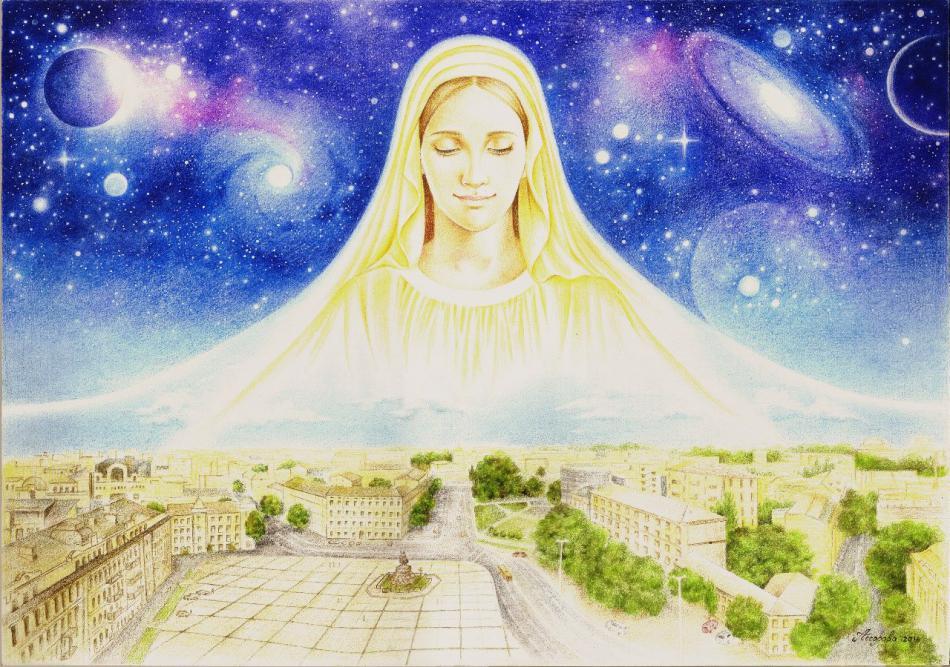 Allat – tvůrčí síla ženské podstaty