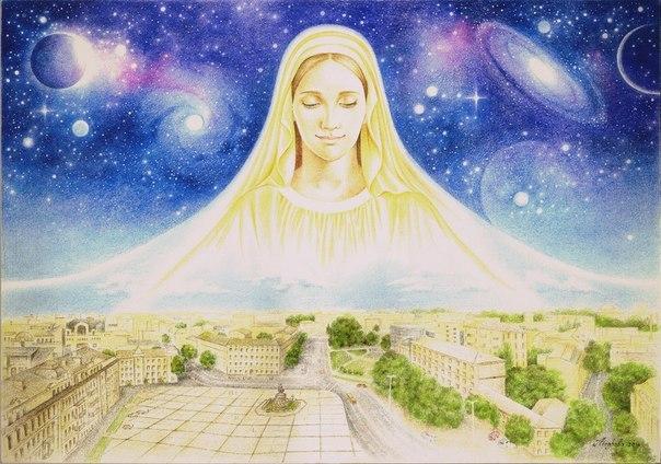 Modlitba za blaho celého lidstva